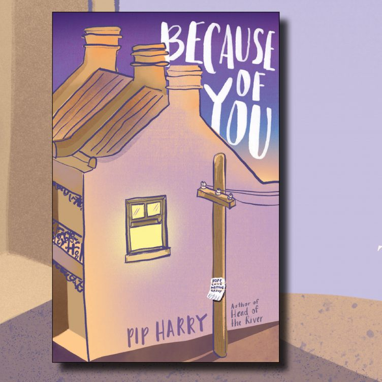 Launch of Pip Harry's Because of You