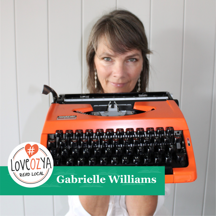 #LoveOzYA Q&A with Gabrielle Williams about IT'S NOT YOU, IT'S ME