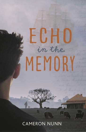 #LoveOzYA with Cameron Nunn about Echo in the Memory