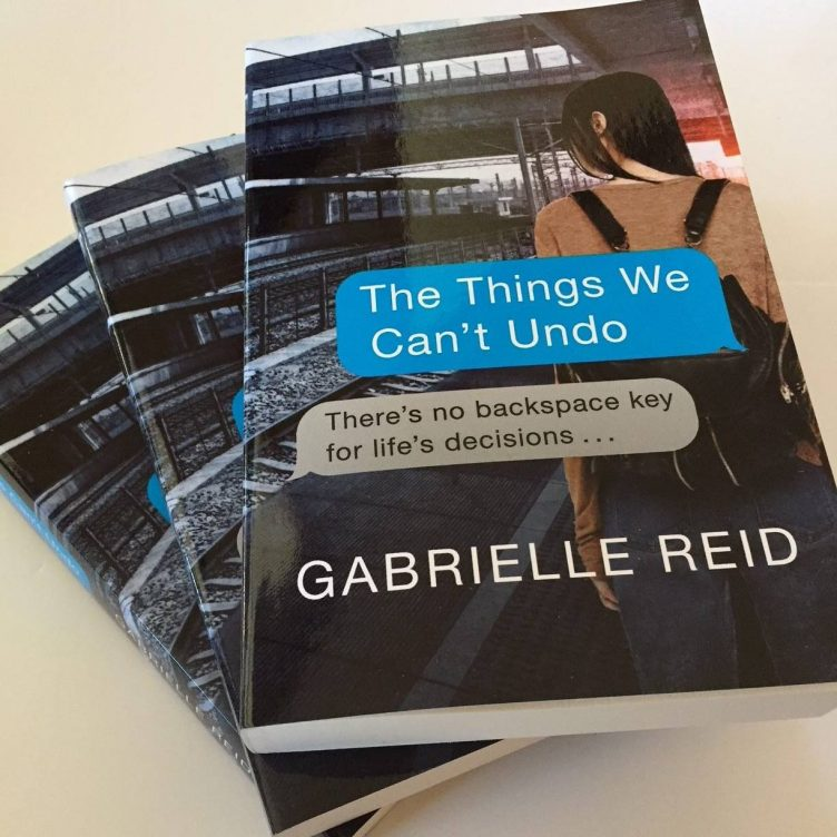 The Things We Can't Undo Book Launch