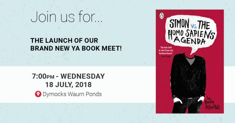 A Book Meet Launch - Dymocks Waurn Ponds