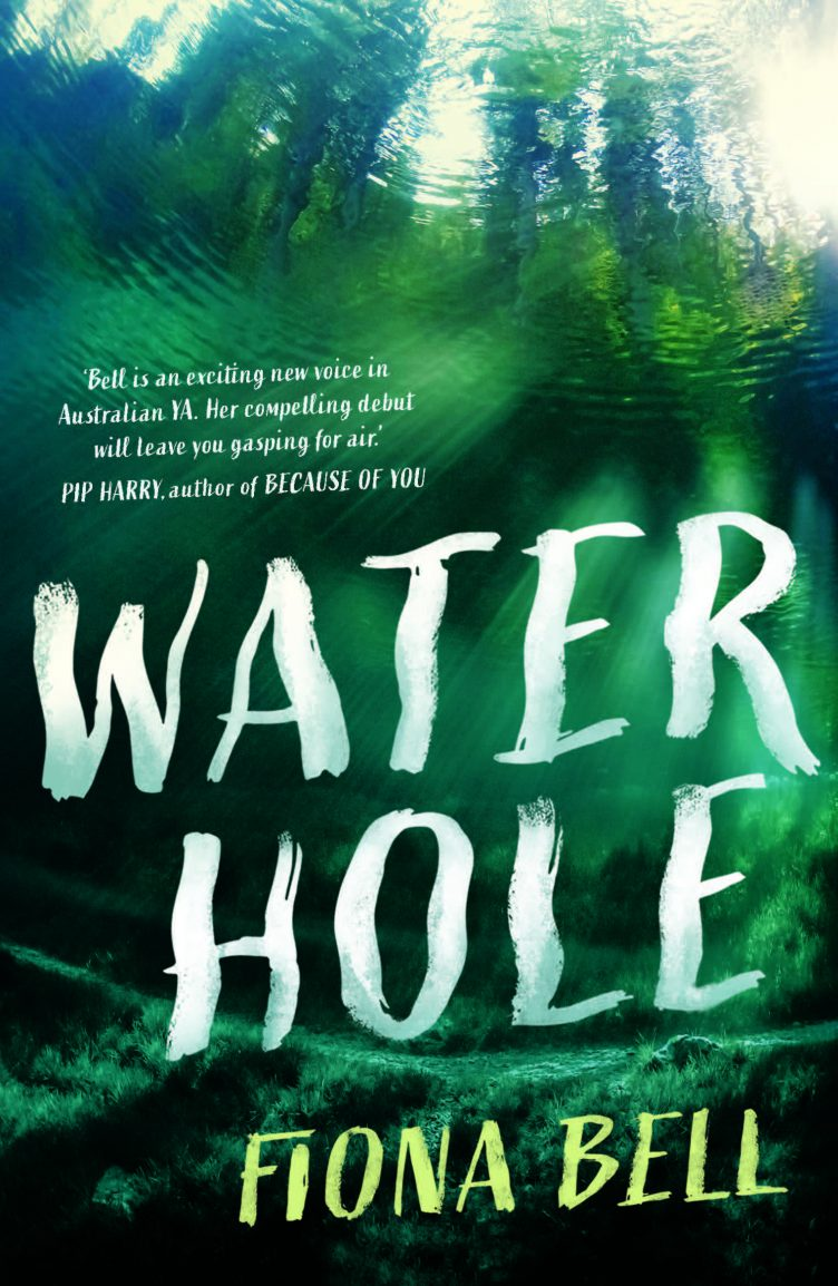 Waterhole by Fiona Bell - OUT NOW