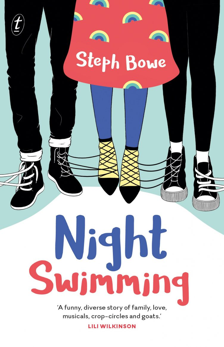 Melbourne Book launch of Night Swimming by Steph Bowe