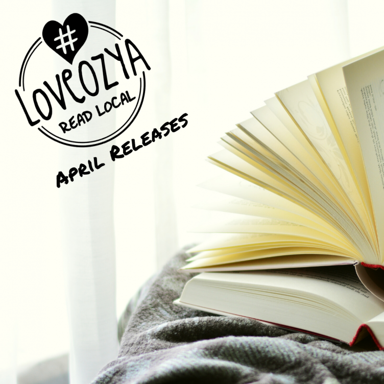 April 2020 #LoveOzYA New Releases