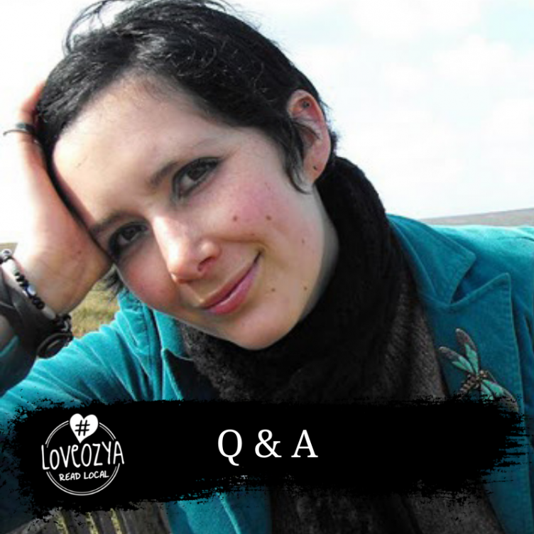 #LoveOzYA Q&A with Kate Gordon