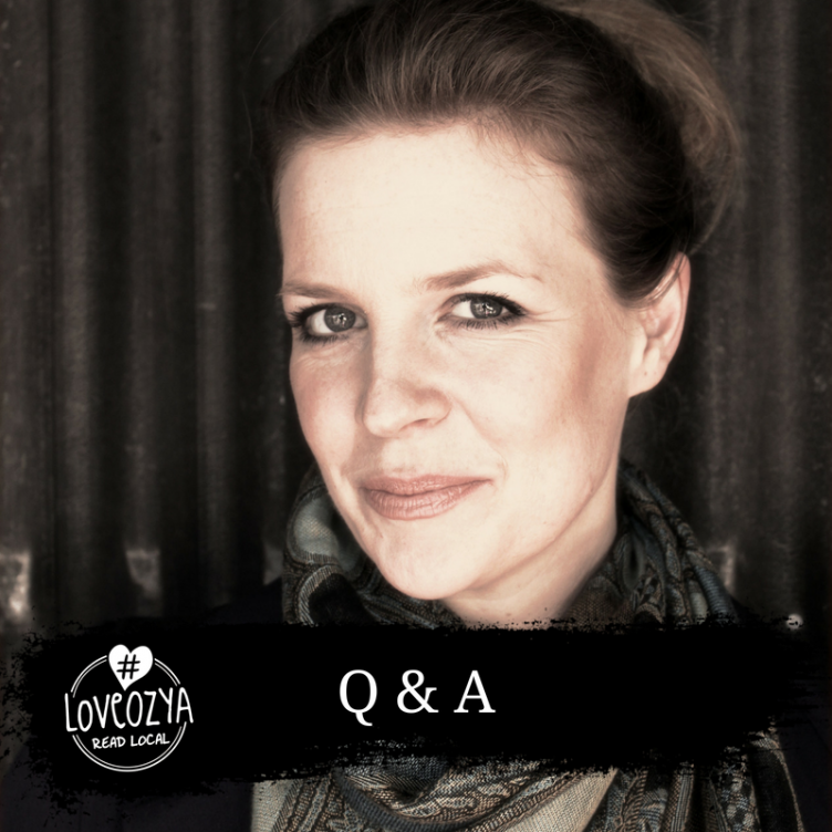 #LoveOzYA Q&A with Emily Gale