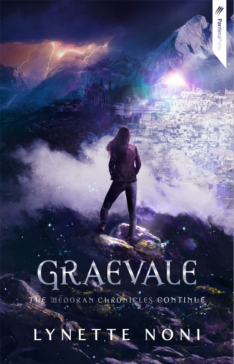 Book Launch: Graevale by Lynette Noni