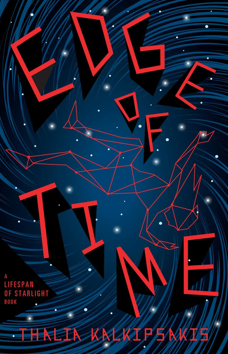 Book Launch: Edge of Time (Lifespan of Starlight book 3)