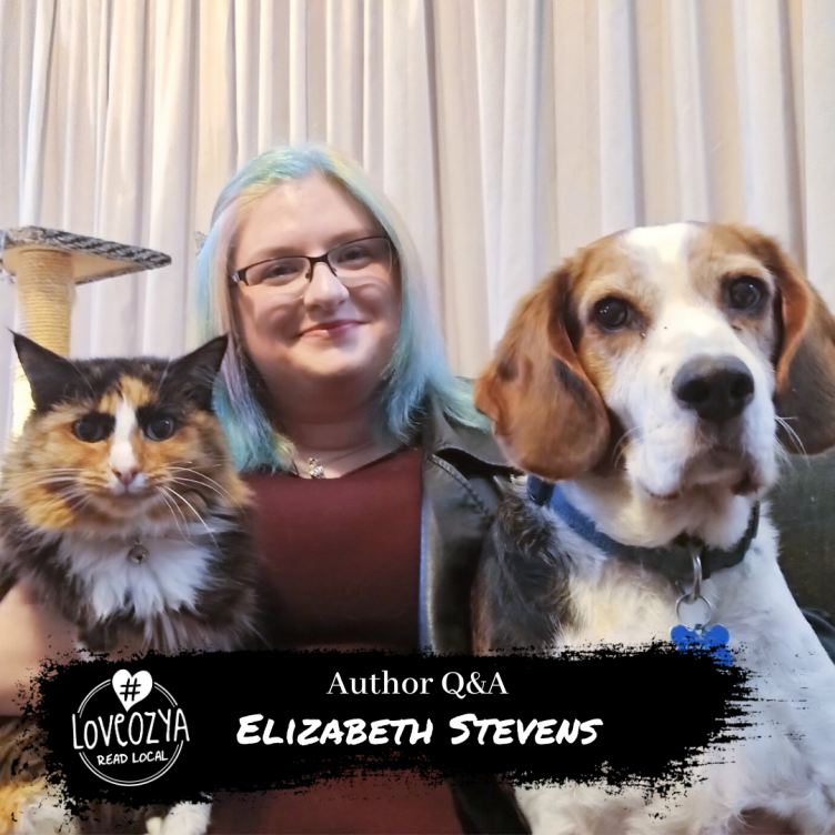 #LoveOzYA Author Q&A With Elizabeth Stevens