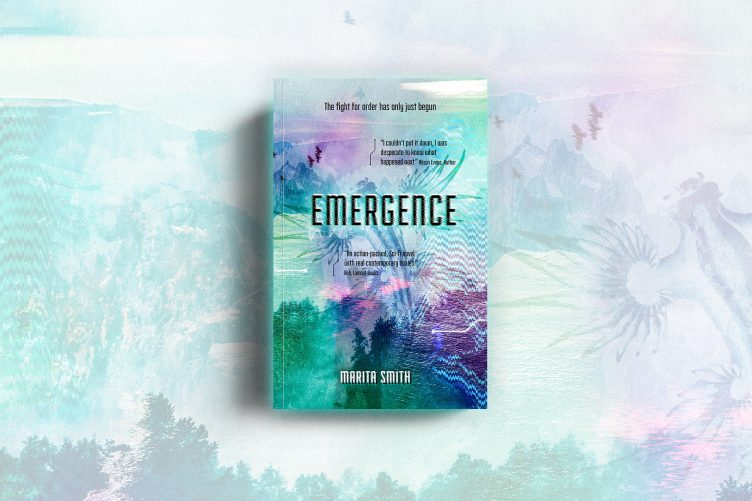 Emergence book launch