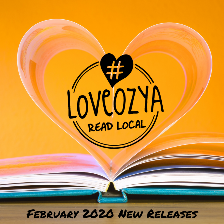 February 2020 #LoveOzYA New Releases
