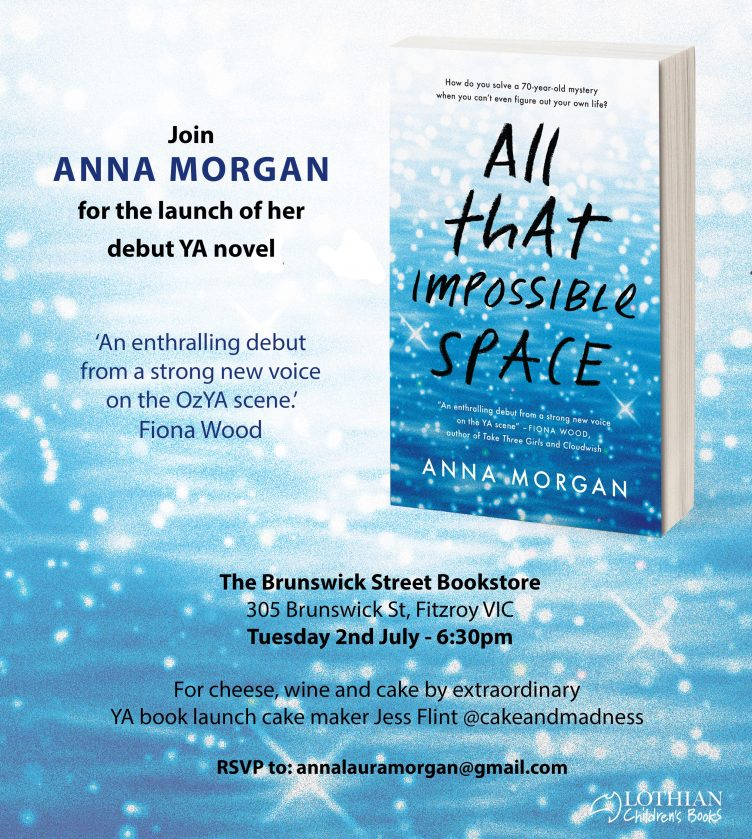 All That Impossible Space Launch Event