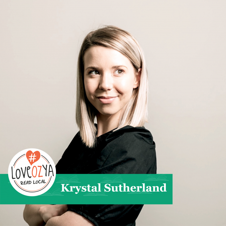 #LoveOzYA Q&A with Krystal Sutherland about House of Hollow