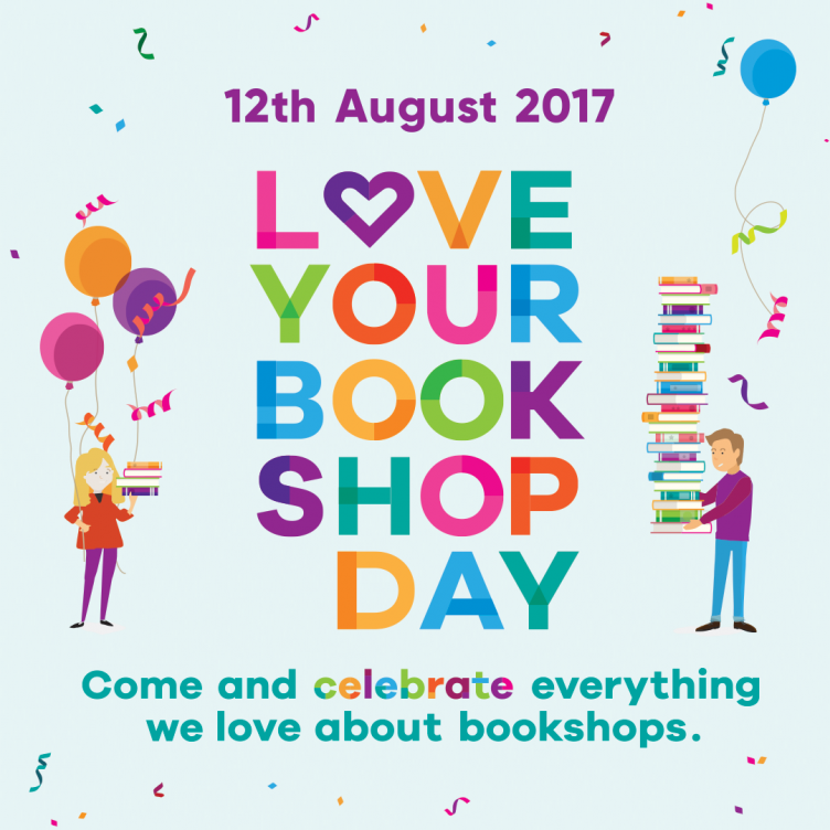 Love Your Bookshop Day at The Younger Sun