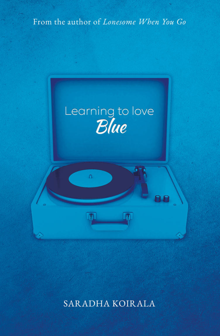 Learning to love Blue - new YA set in Melbourne!