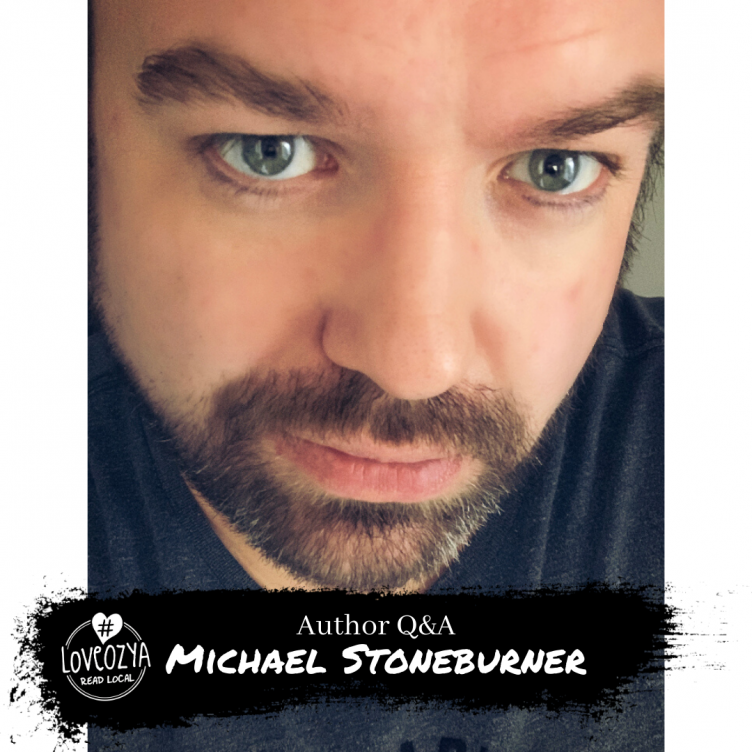 #LoveOzYA Author Q&A With Michael Stoneburner