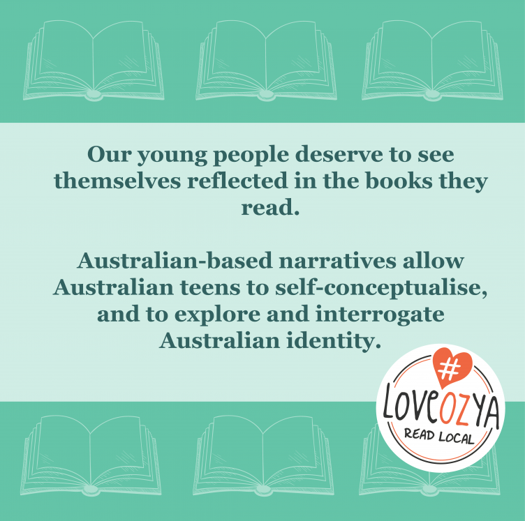 #LoveOzYA's submission to the Parliamentary Inquiry into Australia's Creative and Cultural Industries and Institutions
