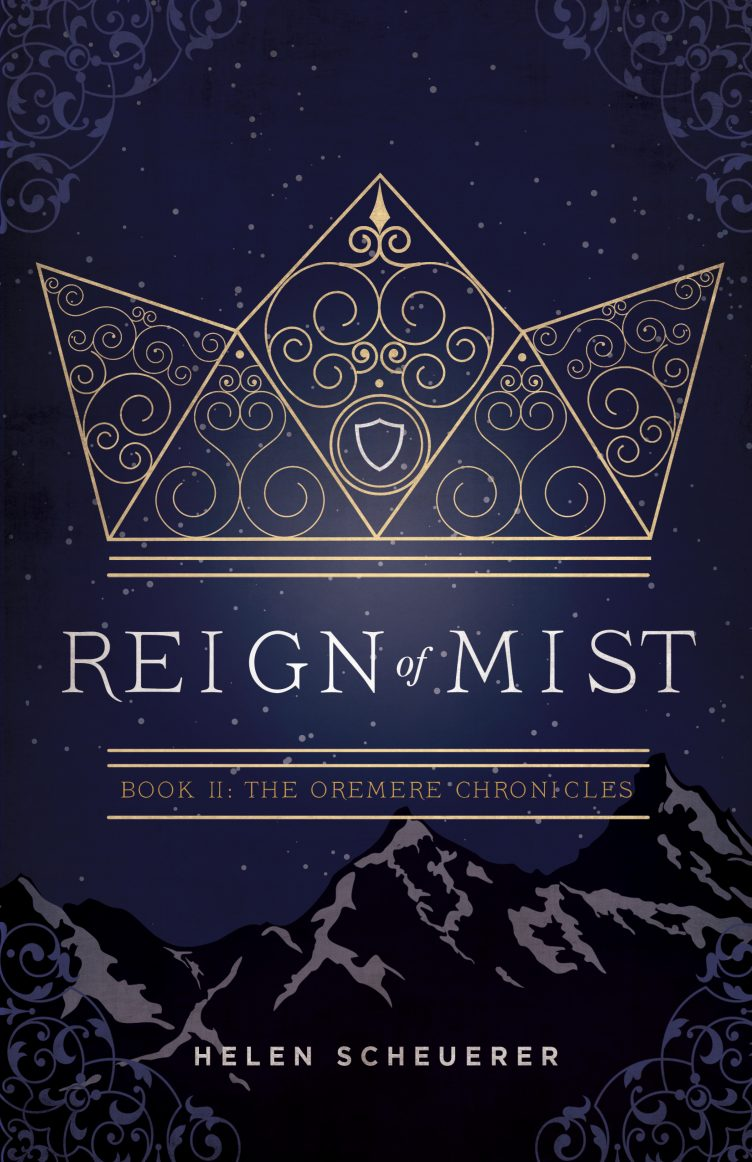 REIGN OF MIST: Sequel to bestselling YA fantasy novel due out next month!