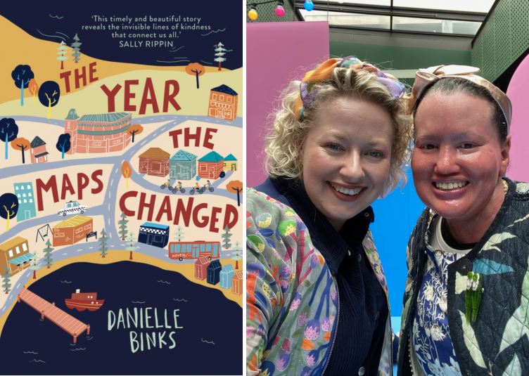Book launch: The Year the Maps Changed