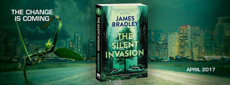 Wattpad Preview of The Silent Invasion