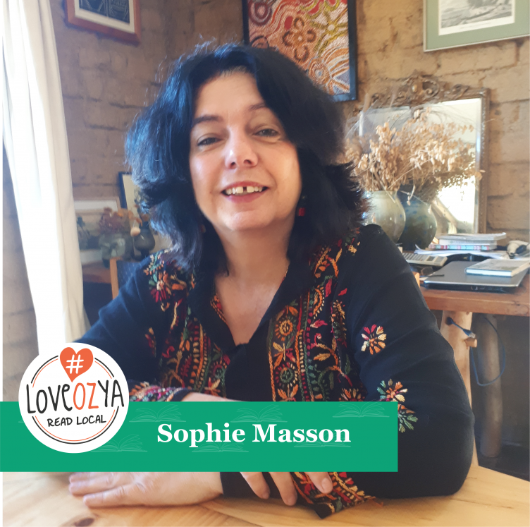 #LoveOzYA Q&A with Sophie Masson