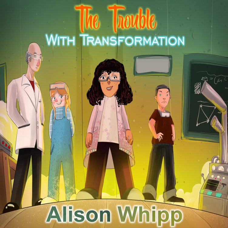 The Trouble with Transformation podcast (a serialised novel)