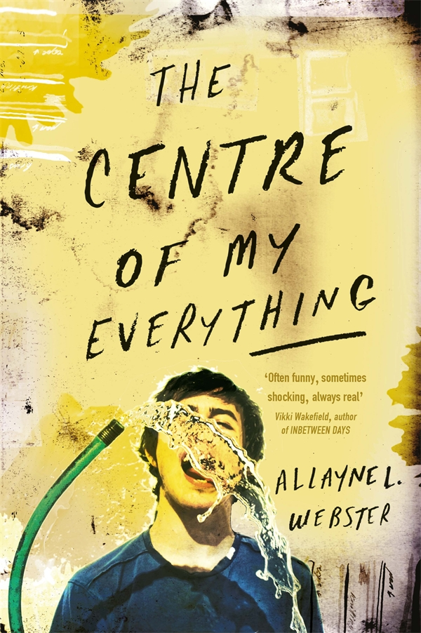 Book Launch: The Centre of My Everything