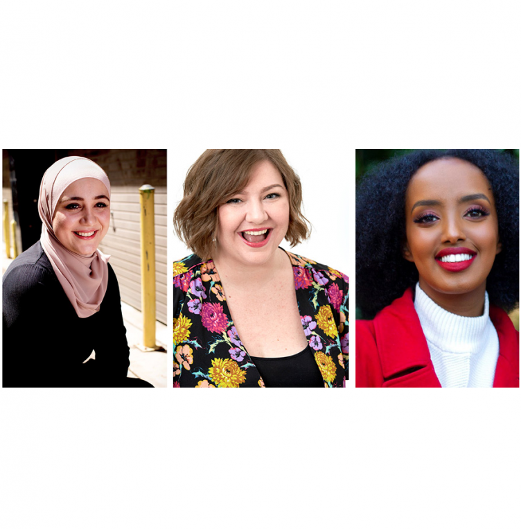 YA Author Panel: Finding My Voice
