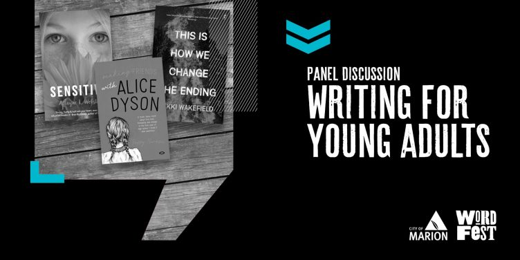 Writing for Young Adults: An All-Star Panel Discussion with Poppy Nwosu, Vikki Wakefield & Allayne Webster
