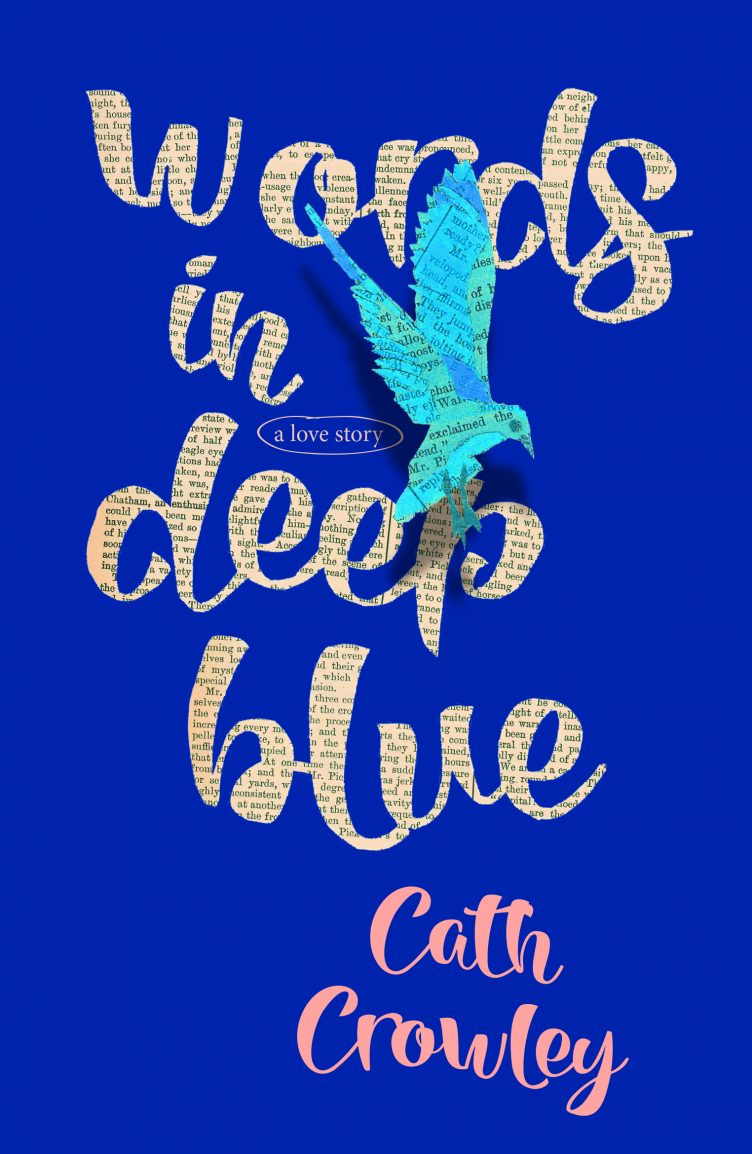 Words in Deep Blue Book Launch