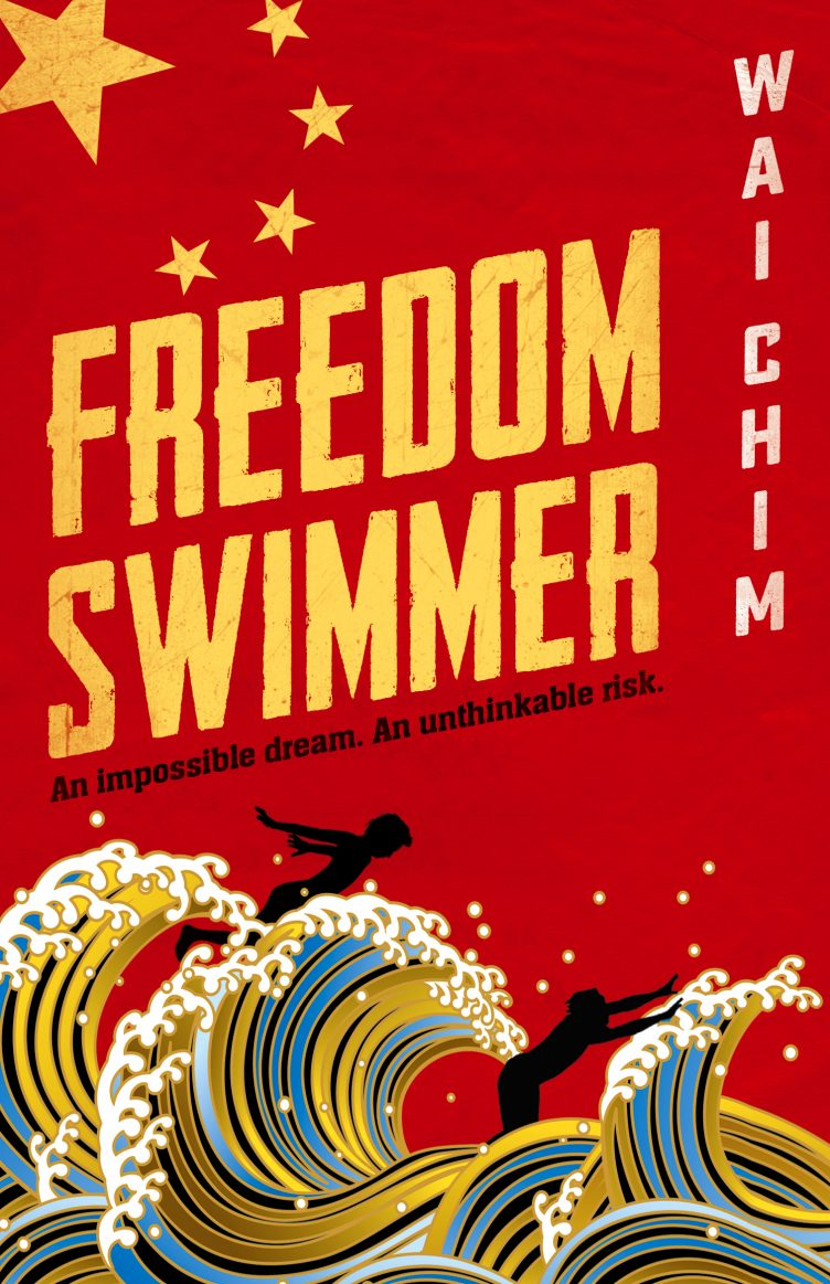 Launch of Freedom Swimmer