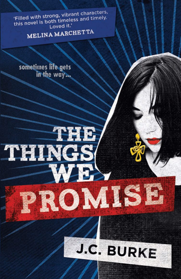 The Things We Promise Book Launch