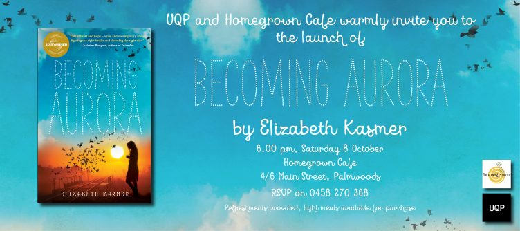 Launch of Becoming Aurora
