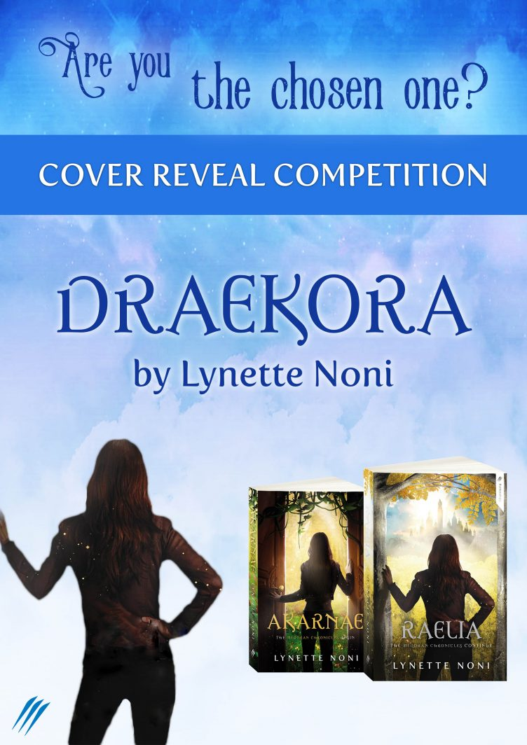 Draekora Cover Reveal Competition - DEADLINE EXTENDED!!