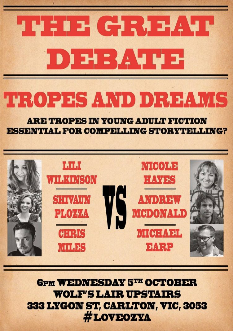 The Great Debate — Tropes and Dreams