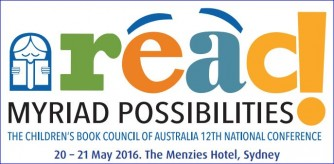 Children's Book Council of Australia 2016 National Conference