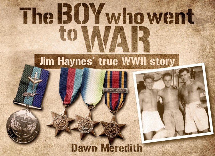 The Boy Who Went to War book launch