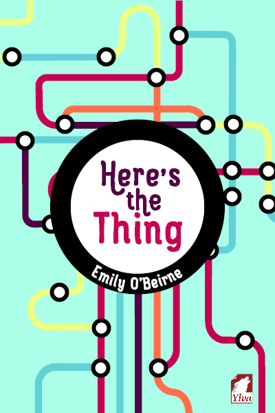 Cover Reveal: Here's the Thing