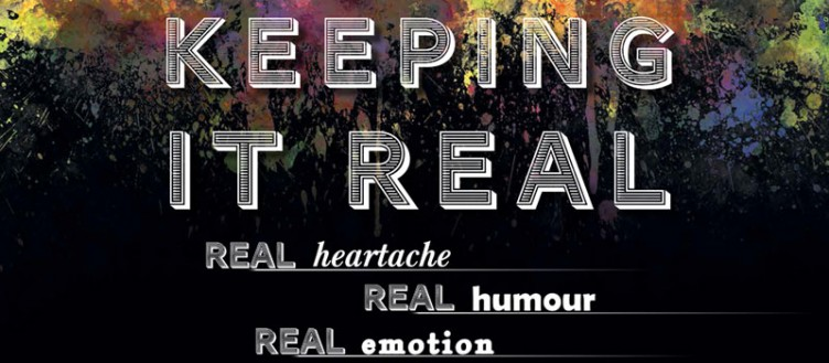 Keeping it Real Magpies Poster