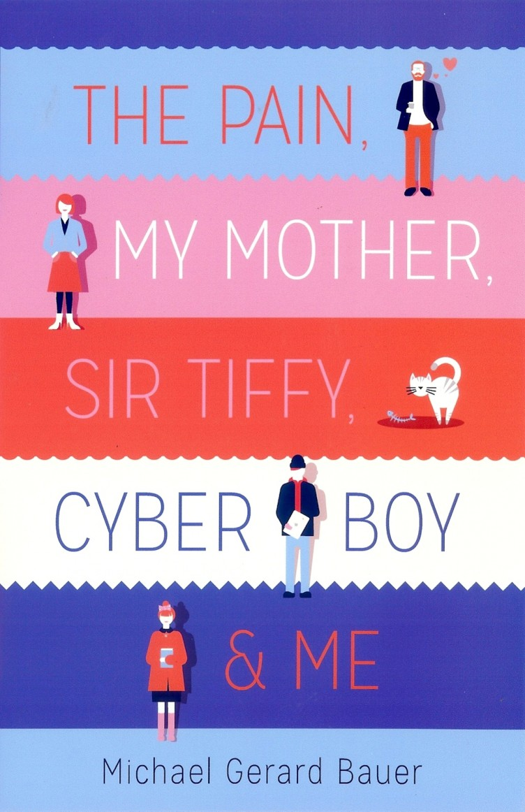Book Launch: The Pain My Mother Sir Tiffy Cyber Boy and Me by Michael Gerard Bauer