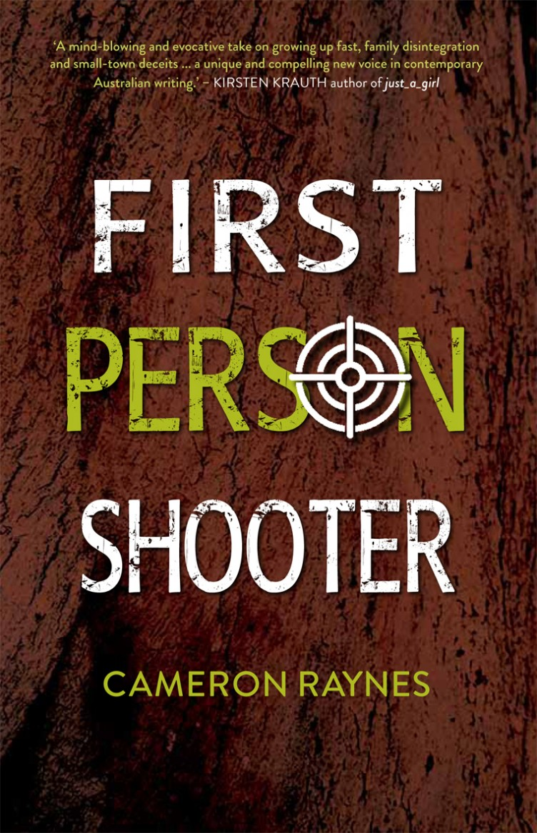 First Person Shooter Book Launch - Perth