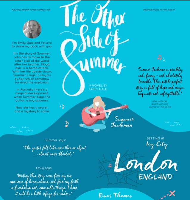 The Other Side of Summer Bookgraphic