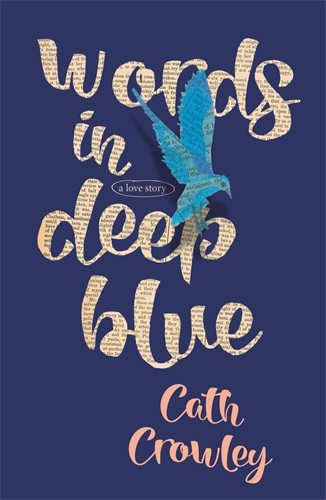 Cath Crowley 'Words In Deep Blue' Book Club! *WITH AUTHOR VISIT* at The Younger Sun