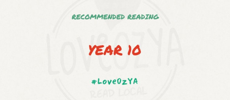 RECOMMENDED READING - YEAR 10