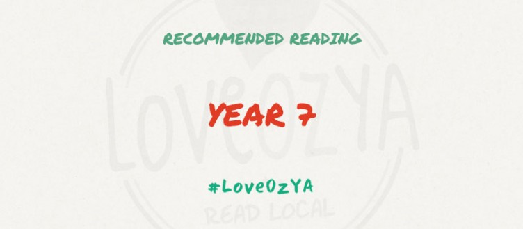 RECOMMENDED READING - YEAR 7