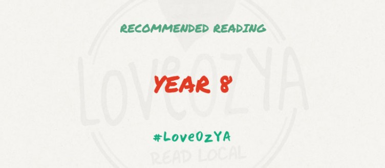 RECOMMENDED READING - YEAR 8